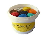 FINGER SOFT MODEL 2.4KG 8 COLS