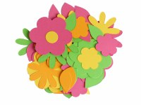 FLOWERS ASSORTED CUT 112PC