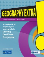 GEOGRAPHY EXTRA