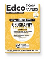 GEOGRAPHY JC COMMONEXAM PAPERS