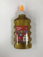 GLITTER GLUE GOLD 200ML