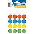 HERMA LABELS ROUND MULTI 19mm