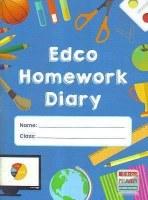 HOMEWORK DIARY EDCO
