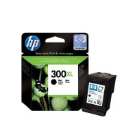 HP 300XL BLACK INK CARTRIDGE