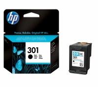 HP 301 BLACK INK CARTRIDGE