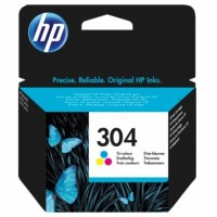 HP 304 COLOUR INK CARTRIDGE
