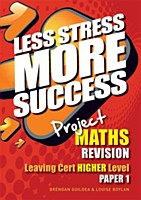 L.C LESS STRESS MATHS HIGHER 1