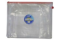 MESH A3 EXTRA STRONG ZIP BAG