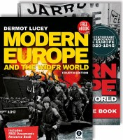 MODERN EUROPE & WIDER 4TH ED