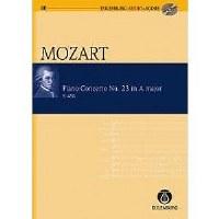 MOZART PIANO CONCERTO NO.23