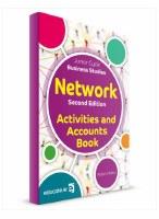 NETWORK ACTIVITY BOOK J.CERT