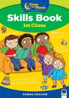 OVER THE MOON 1 SKILLS BOOK