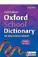 OXFORD SCHOOL DICTIONARY EDCO
