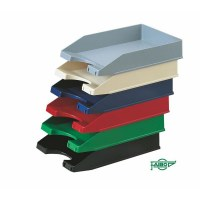 PAPER TRAYS 3 PACK BLUE