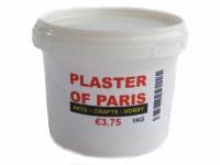 PLASTER OF PARIS 1KG POT