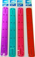 "RULER 12"" FLEXIBLE PLASTIC"