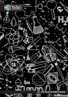 SCIENCE A4 HARDBACK NOTEBOOK