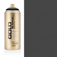 SPRAYPAINT 400ML SHOCK BLACK