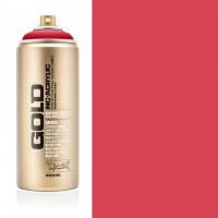 SPRAYPAINT MONTANA SHOCK RED