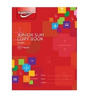 10MM JUNIOR SUM COPY PACK 10
