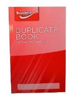 SUPREME DUPLICATE BOOK 8X5