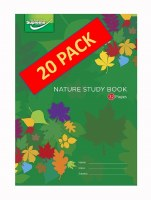 SUPREME NATURE STUDY COPY 20PK
