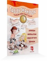 TABLES CHAMPION 1ST CLASS