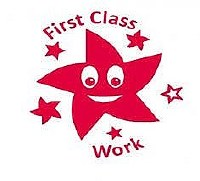 TEACHERS STAMP  FIRST CLASS WO