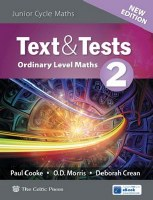 TEXT & TESTS 2 ORDINARY NEW
