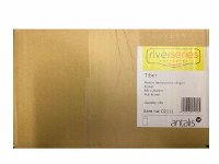 TIBER MANILLA 381X254mm 115gms
