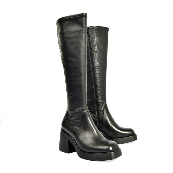 Vagabond Brooke Tall Boot - Black