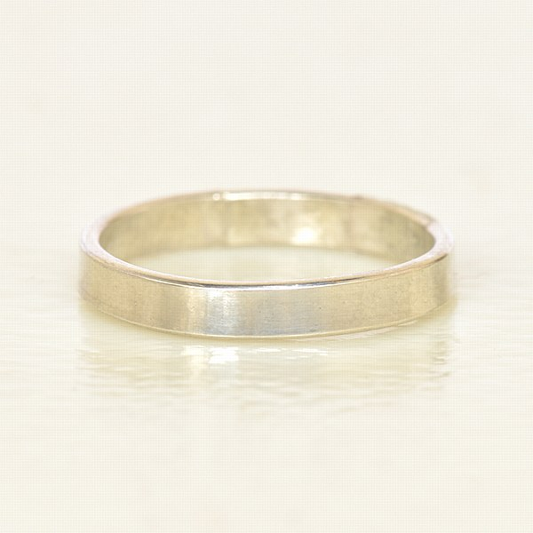 Able Beam Ring - Silver