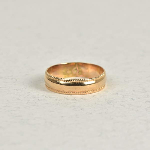 Able Column Ring - Gold