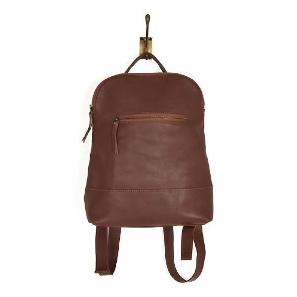 Able Meron Backpack - Whiskey