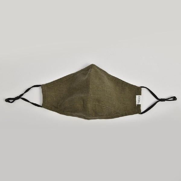 Coal Ergo Facemask 2 - Olive