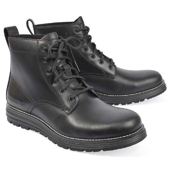 Cole Haan Orig Grand WP Boot - Black