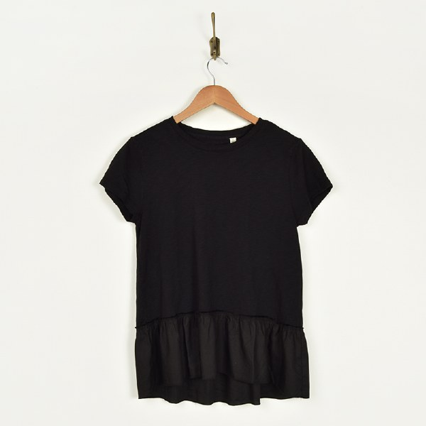 Dylan S/S Scout Tee - Black