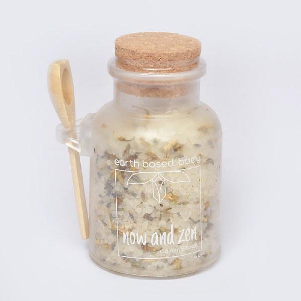 Earth Based Body Bath Salts - Calming