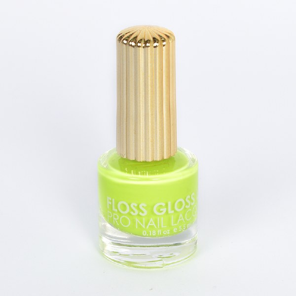 Floss Gloss Con Limon - Lime