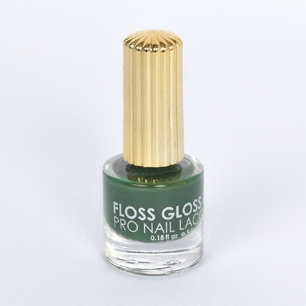 Floss Gloss Night Palm - Dark Green