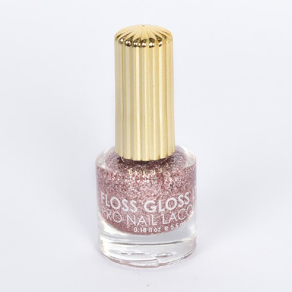 Floss Gloss The Pink Nugget - Pink Glitter