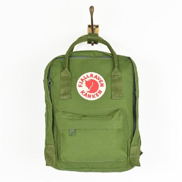 Fjallraven Kanken Mini - Leaf Green