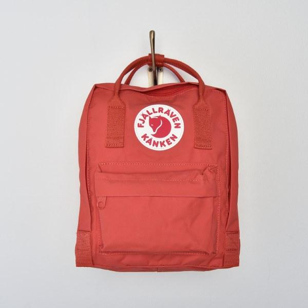 Fjallraven Kanken Mini - Rowan Red