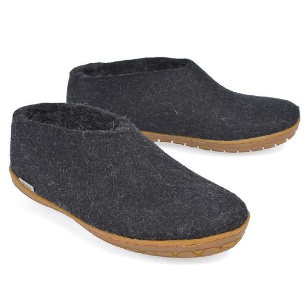 Glerups Shoe Rubber - Charcoal