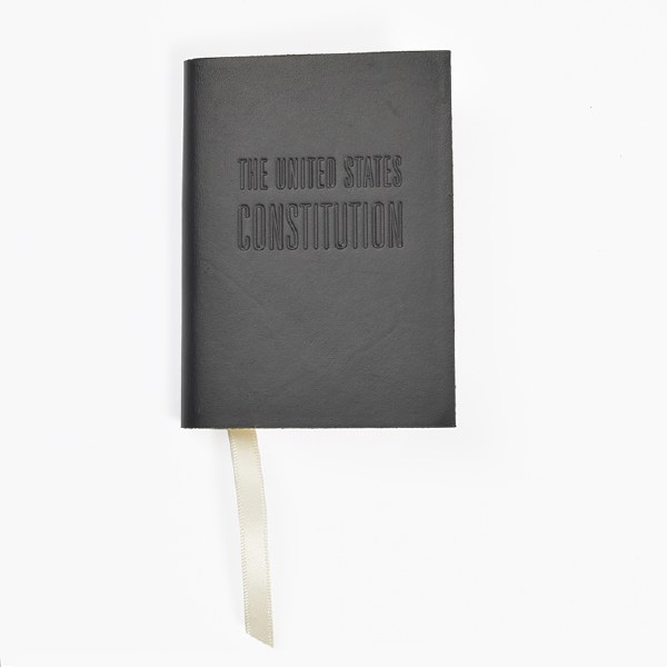 Graphic Image Constitution  - Black