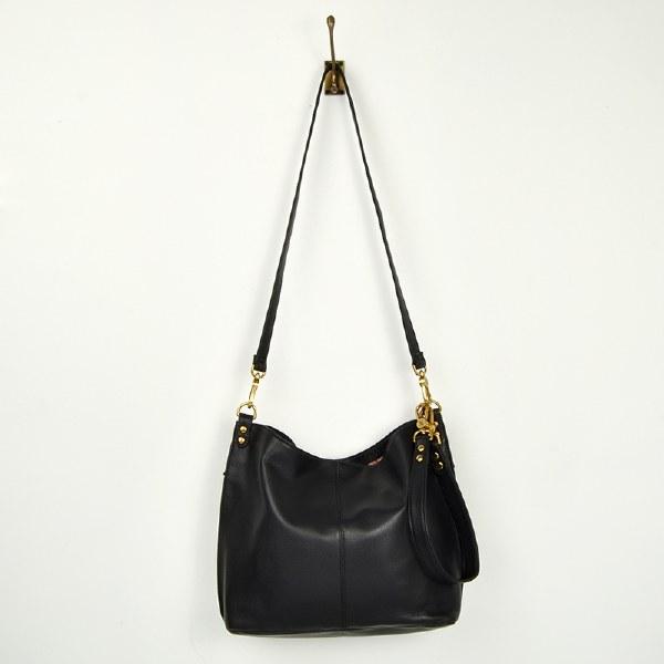 Hobo Pier Soft SO-82303 - Black