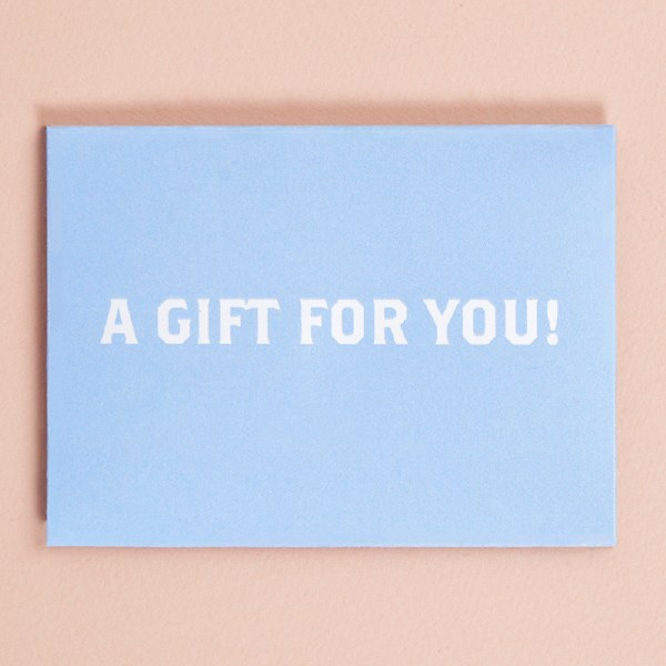 Physical Gift Card - $150