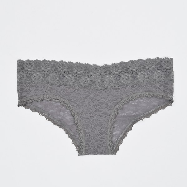Undie Couture Hipster - Med Grey