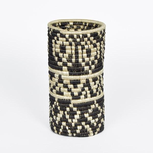 Kazi Diyama Vase - Blue