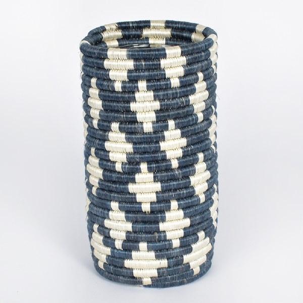Kazi Almasi Vase - Blue